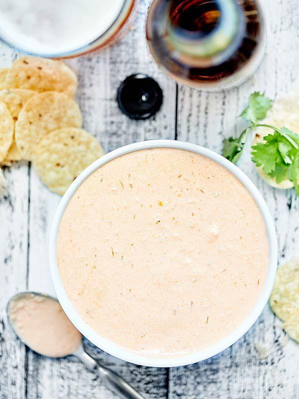Cream Cheese Salsa