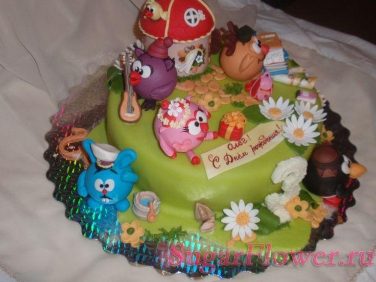 Торт на детский день рождения в мурманске