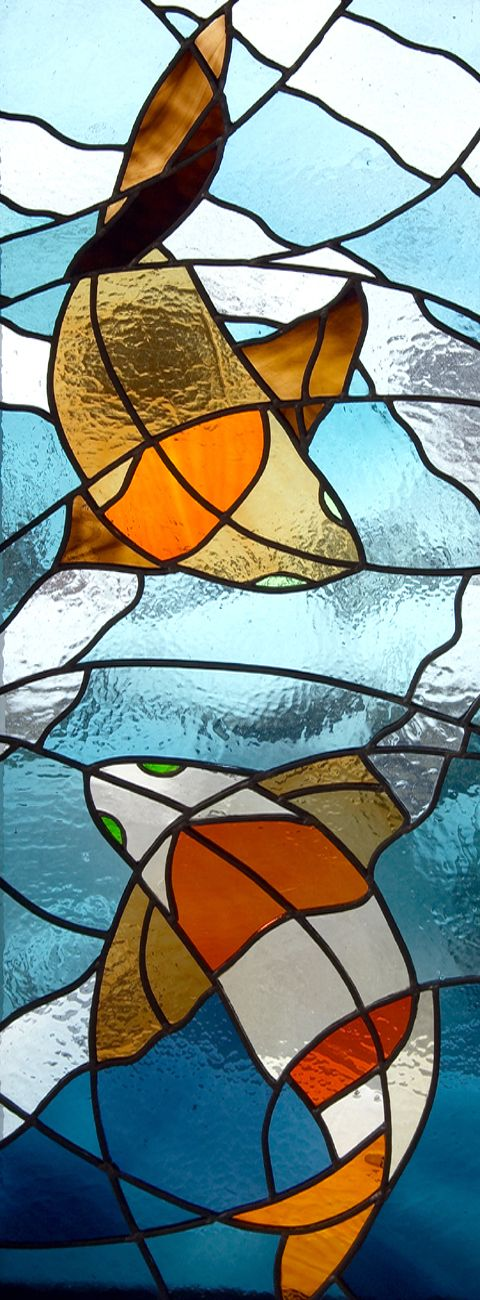Stained glass windows - Dark Hollow Stained Glass