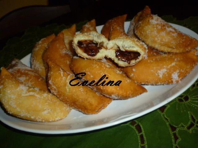 Panzerotti alla nutella: Dolci Fritti, Name, Le Mie, My Recipes, Panzerotti Alla, Nutella