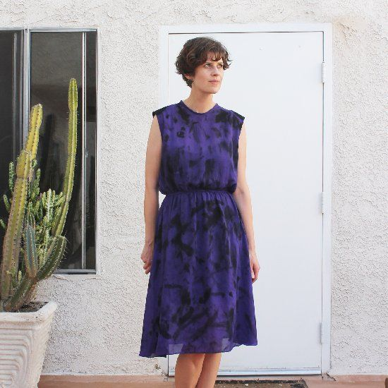 A fun and easy DIY refashion tutorial. No sewing required!