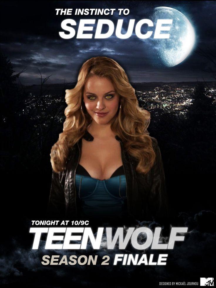 Erica - Teen Wolf Season 2 Finale poster by FastMike on DeviantArt