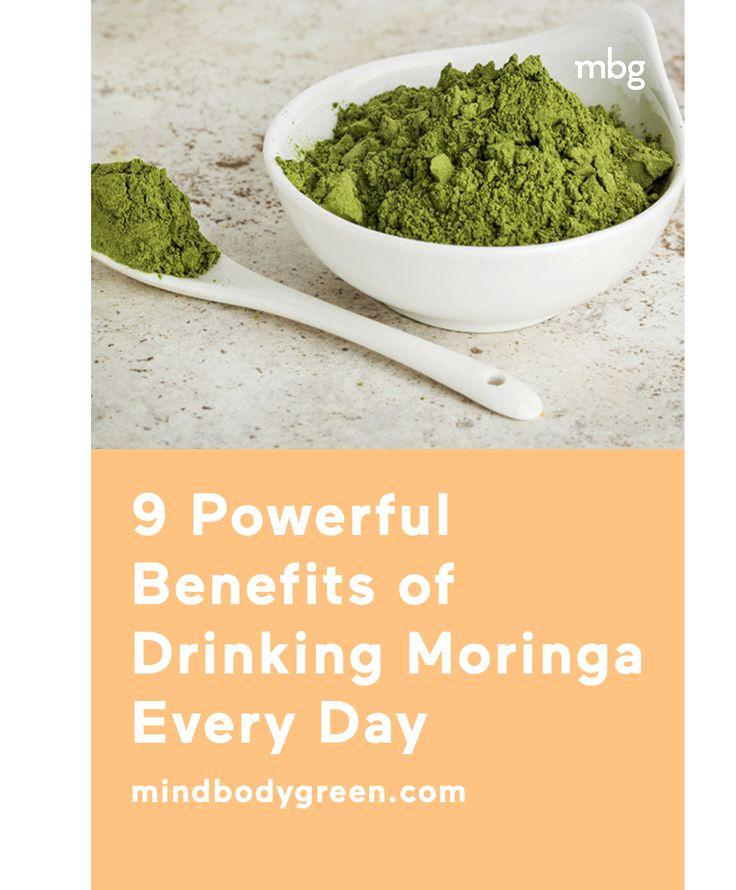 10 Powerful Health Benefits Of Moringa Powder + How To Use ...