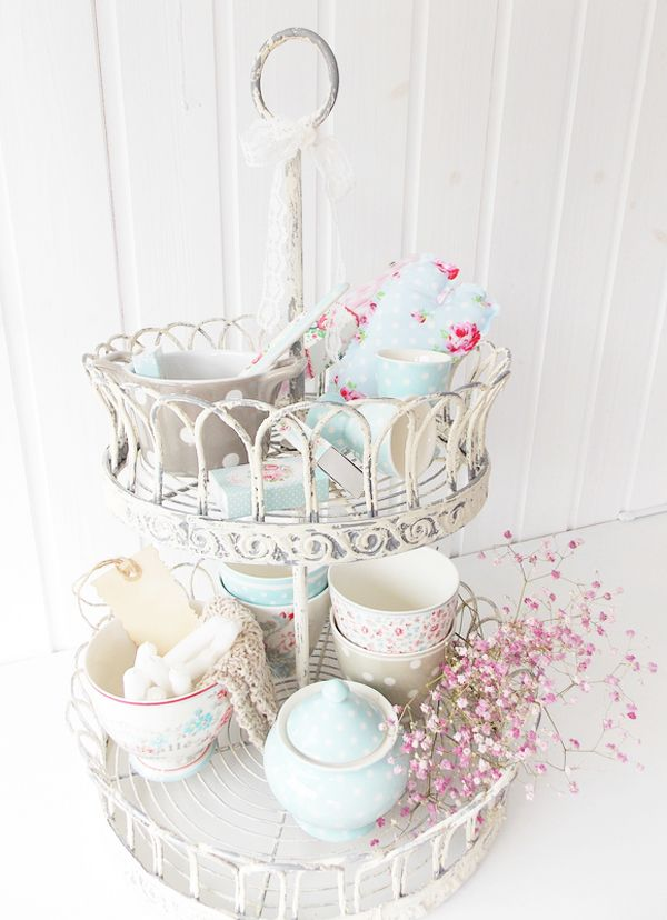 Heart Handmade UK: A Pastel Cottage Home
