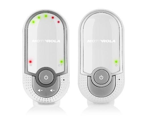 Motorola 188602 MBP11 Digitales Babyphone bis zu 300 m Reichweite und Lärmpegelanzeige