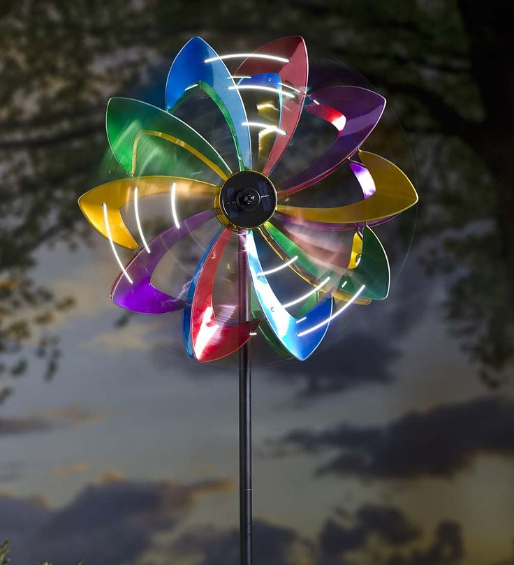 Pretty  Best Images About Wind Spinners On Pinterest  Gardens  With Outstanding This Colorful Wind Spinner Has Solar Leds That Light Up And Night In The  Day Your Will See Beautiful Spinning Colors At Night A Spinning Circle Of  Light With Charming Garden Cat Deterrent Also Rose Garden Singer In Addition River Hill Gardens And Hilton Garden Inn At Seaworld As Well As Lord Moreton Garden Centre Additionally Garden Grill Review From Pinterestcom With   Outstanding  Best Images About Wind Spinners On Pinterest  Gardens  With Charming This Colorful Wind Spinner Has Solar Leds That Light Up And Night In The  Day Your Will See Beautiful Spinning Colors At Night A Spinning Circle Of  Light And Pretty Garden Cat Deterrent Also Rose Garden Singer In Addition River Hill Gardens From Pinterestcom