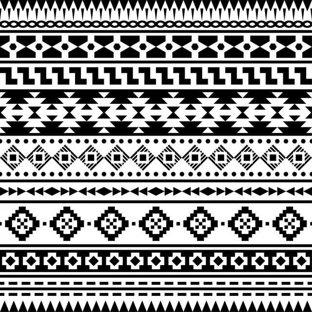 Asteca Etnica Sem Costura Padrao Vector Fundo De Motivo Inca Na Cor Monocromatica Resumo Americano Asteca Imagem Png E Vetor Para Download Gratuito Seamless Pattern Vector Seamless Patterns Abstract Geometric Art