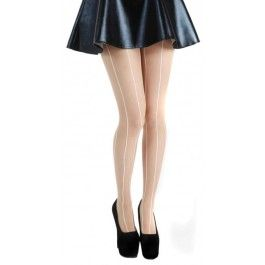 Collants Sexy Rockabilly Pin-Up Multi Couture