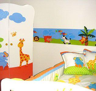 lencer a infantil cunas y decoraci n de habitaciones