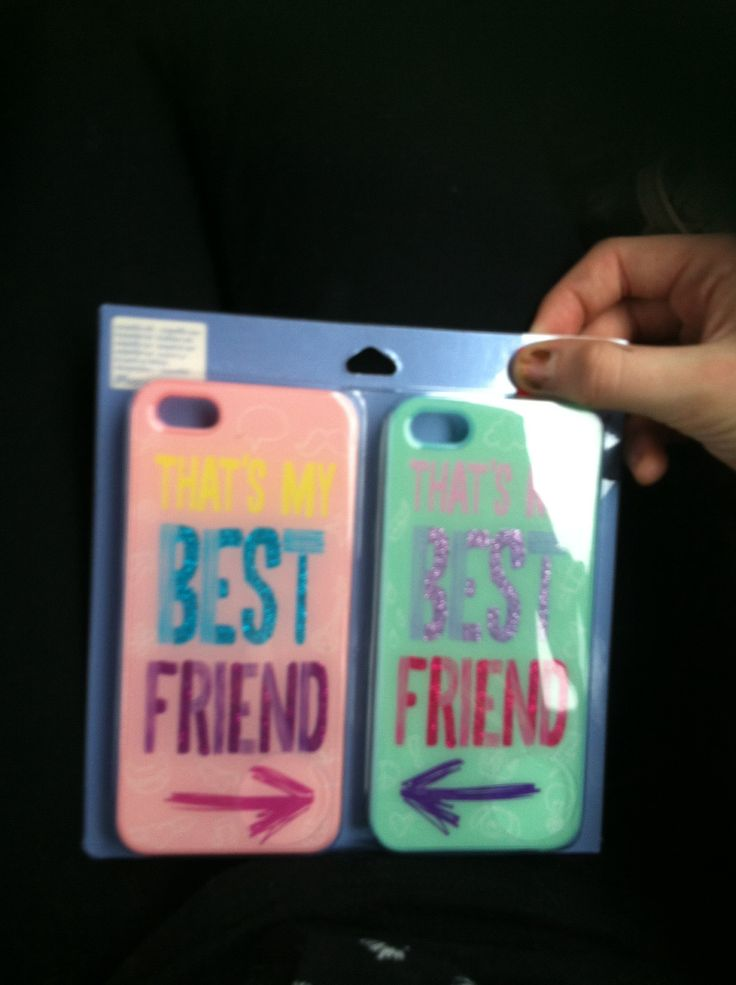 Cute phone cases for your best friend get them in Claires ...
