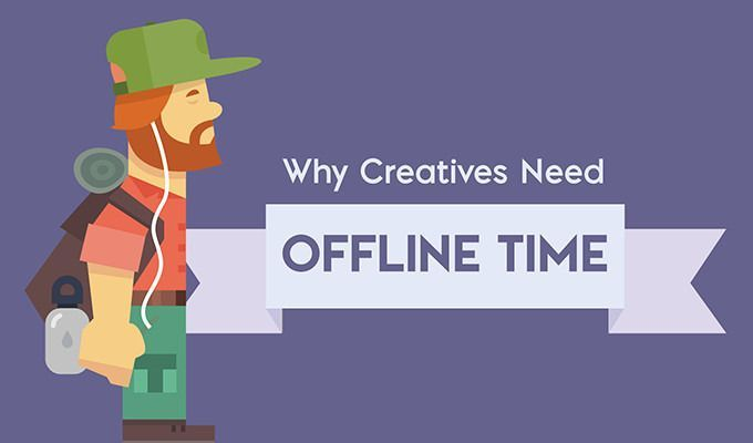 Why Creatives Need Offline Time to Grow. Is increasing technology a good thing or a bad thing? According to researchers at the University of Illinois …