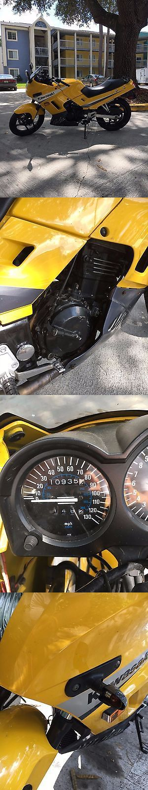 Motorcycles: 2004 Kawasaki Ninja Kawasaki Ninja 250R Sport Bike -> BUY IT NOW ONLY: $1650 on eBay!