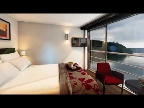 Check out this #Avalon Waterways video which highlights the difference in their new Panorama suites.
