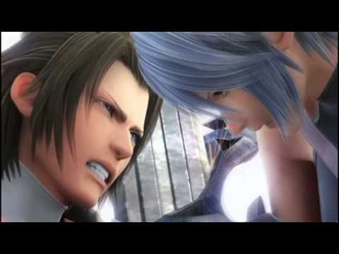 Kingdom Hearts: Birth By Sleep Opening Cutscene HD - YouTube