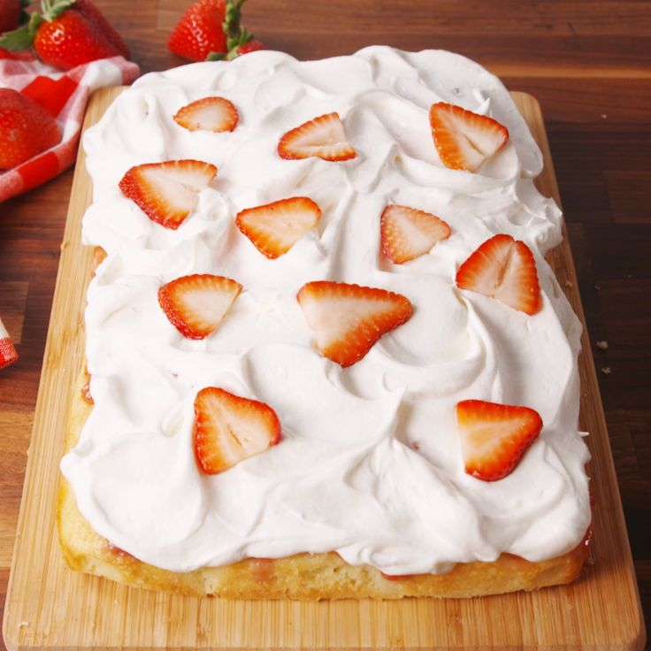 Summer is beckoning. #food #easyrecipe #dessert #cake #baking