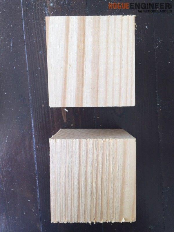 """DIY Yard Dice - Cut a 4x4 every 3.5"""""""