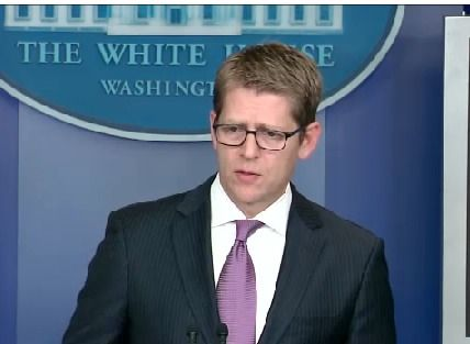 Tense: Ed Henry Confronts Jay Carney on Obama Statements During White House Press Conference