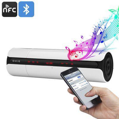 Internet das Coisas!!!: Wireless Bluetooth Speaker NFC