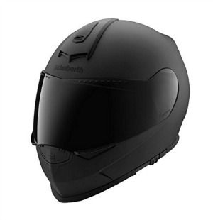 Schuberth S2 Sport Matt Black Motorcycle Helmet