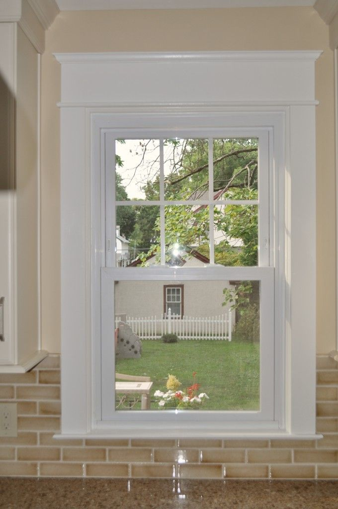 Craftsman Style Window Trim Google Search Windows