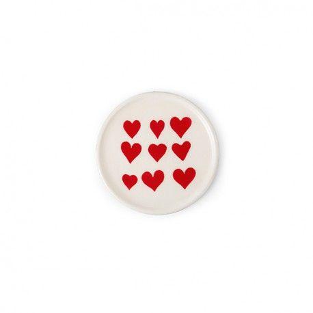 Multi heart plate