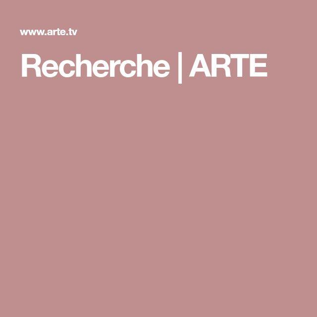 Recherche | ARTE