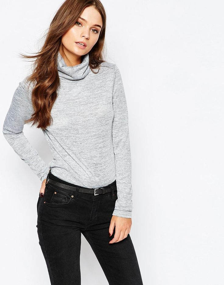 This winter my essentials are roll neck tops and jumpers. Love this grey colour because it goes with everything. Find it here: http://asos.do/QWR8ik