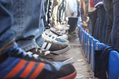 Adidas Style Casuales Ultras Hooligans Pinterest