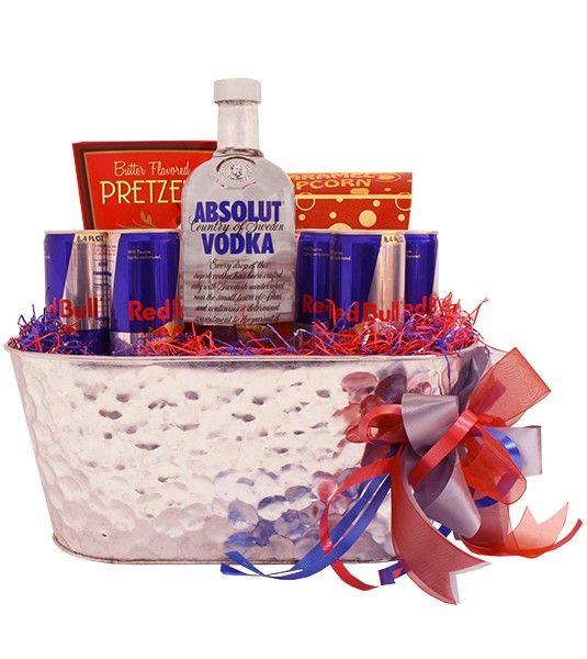 Build a Basket | Spirit and Liquor Gift Baskets