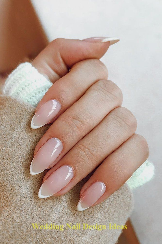 The Best Wedding Nails 2019 Trends – Diy Wedding Nails