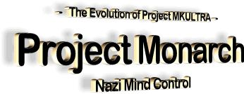 """Project Monarch: Nazi Mind Control - The Evolution of Project MKULTRA: ...Triggers: """" trees,... infinity loops, ancient symbols and letters, spider webs, mirrors or glass shattering, masks, castles, mazes, demons/monsters/aliens, sea shells, butterflies, snakes, ribbons, bows, flowers, hour glasses, clocks,......"""""""