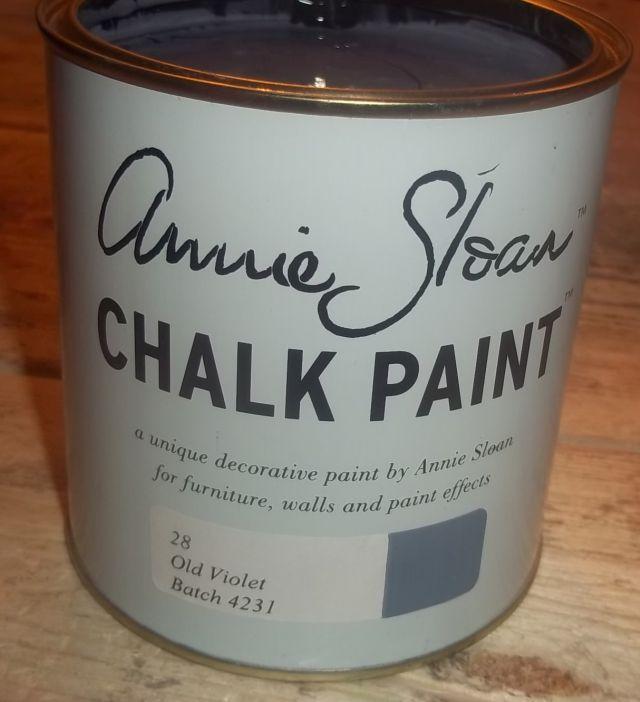 Annie Sloan krijtverf Old Violet 1 liter
