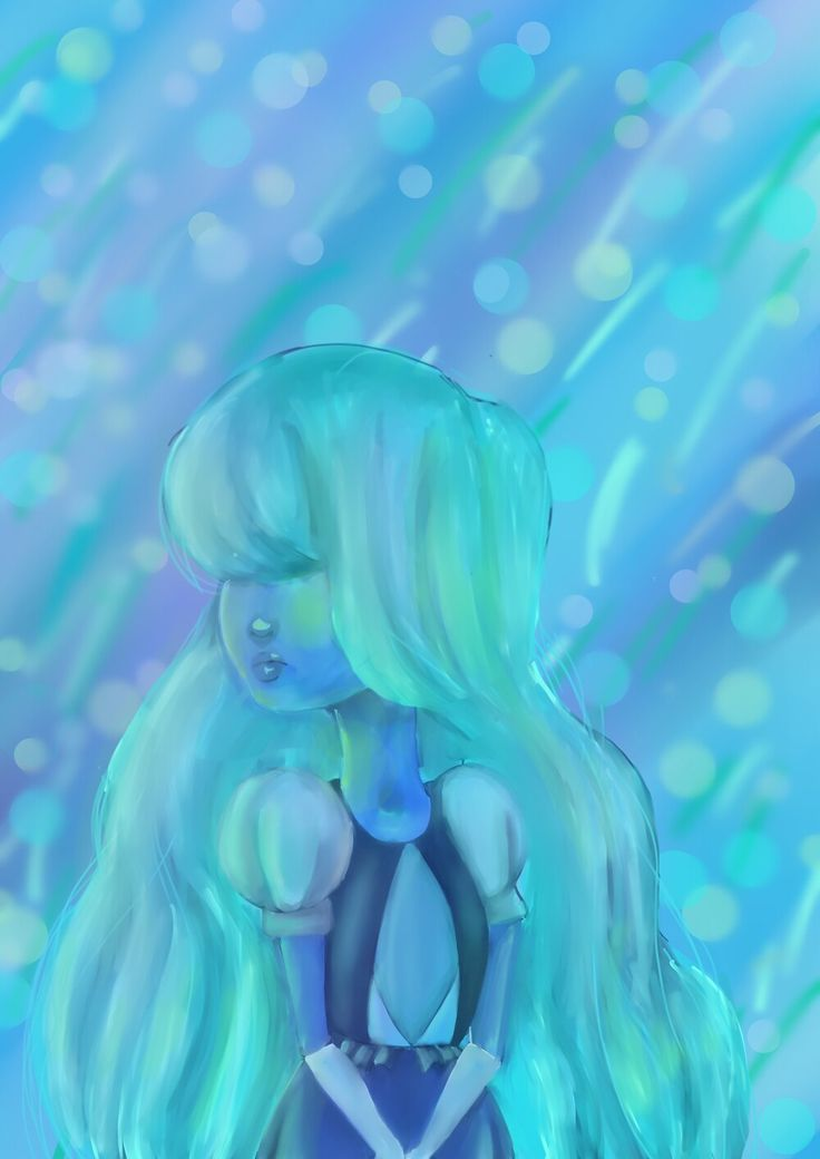 Sapphire, steven universe