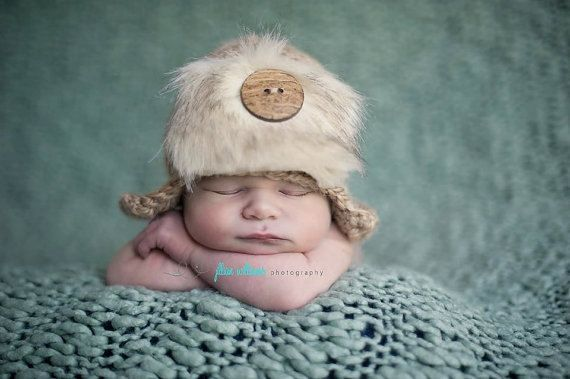 Baby Aviator Hat by CrochetMyLove