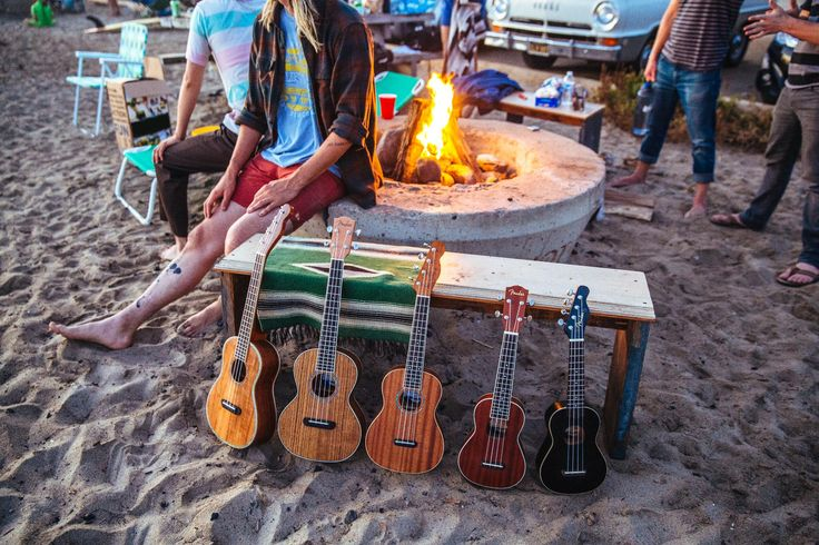 We present to you, the new #FenderUkulele California Coast Series  Click to read about our new line. #HereForTheMusic
