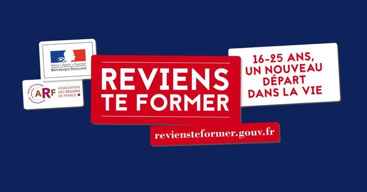 Le site www.reviensteformer.gouv.fr lancé par le ministère de l'Éducation nationale, de l'Enseignement supérieur et de la Recherche, permet aux jeunes entre 16 et 25 ans sans diplôme ou sans qualification d'obtenir des renseignements sur le droit au retour en formation.