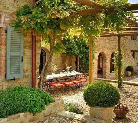 1000 images about miniature tuscan garden rooms on pinterest for Jardines italianos