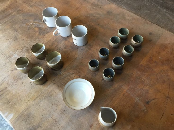 Stoneware collection, 2015