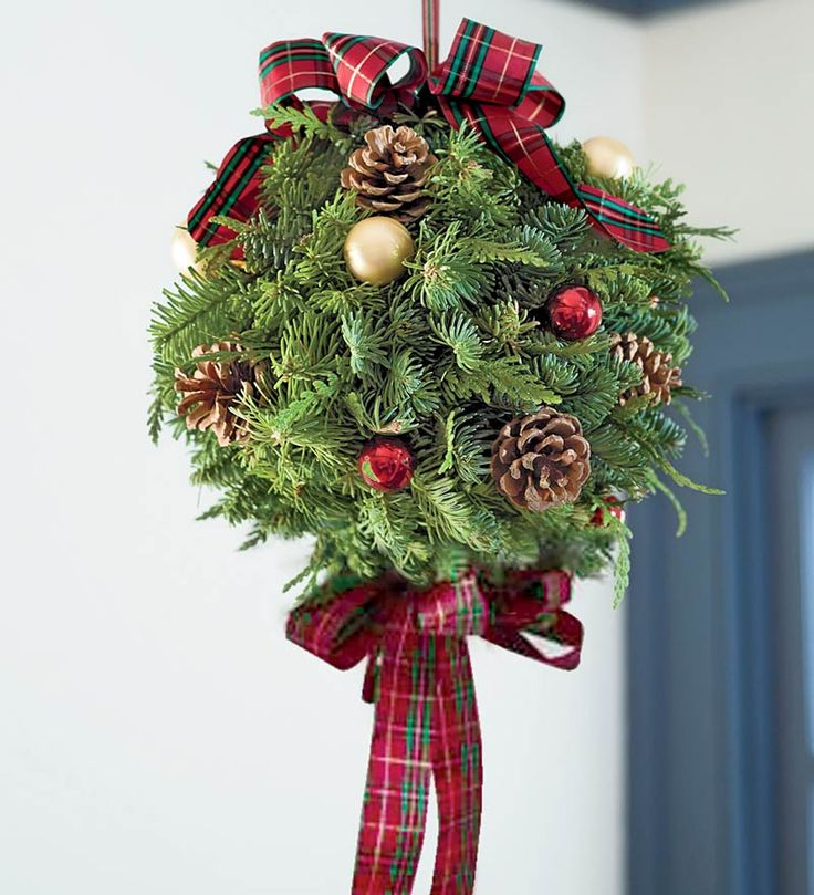 christmas kissing balls | We're Sorry, This Item is Currently Not Available. Try Our Top ...