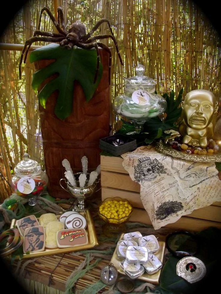 Best 10 indiana jones party ideas on pinterest indiana jones birthday party indiana jones 2 - Indiana jones party decorations ...