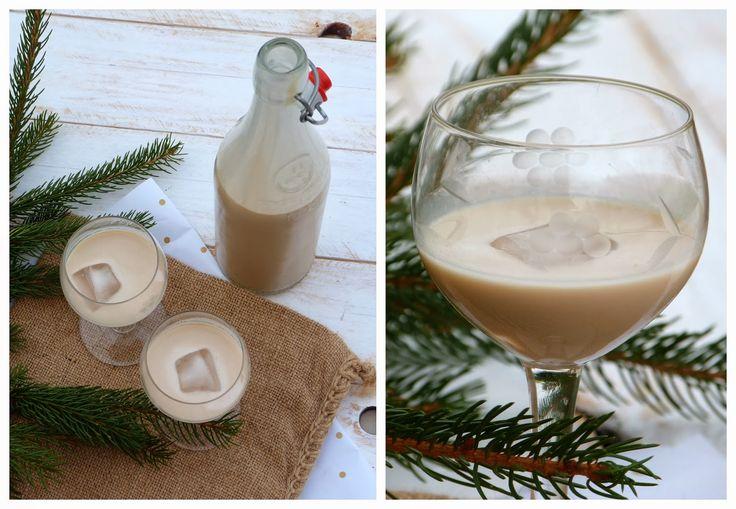 Chic, chic, chocolat...: Bailey's maison, bien meilleur que l'original!  400 g de lait concentré sucré 280 ml de whisky 200 ml de crème légère 2 cs de sauce au chocolat 1 cc d'extrait de vanille 1 cc d'extrait de café