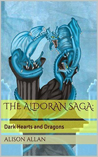Amazon.com: The Aldoran Saga:: Dark Hearts and Dragons eBook: Alison Allan: Kindle Store