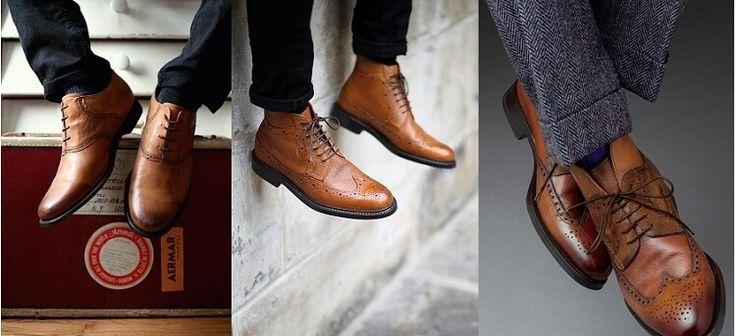 8 lưu ý về cách chọn giày da công sở cho nam