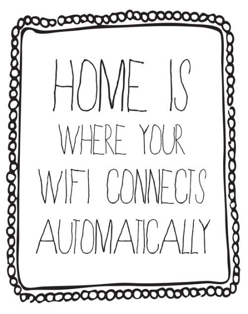 Quote About Home And Technology