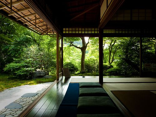 Best 25 japanese architecture ideas on pinterest for Grand jardin zen