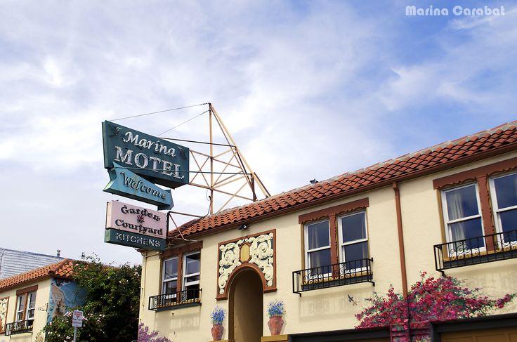 Marina Motel in San Francisco, CA.