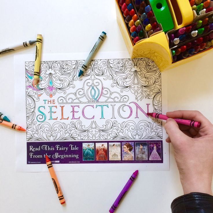 Color Your Own Selection Logo Dust Off Art Supplies Print This Coloring