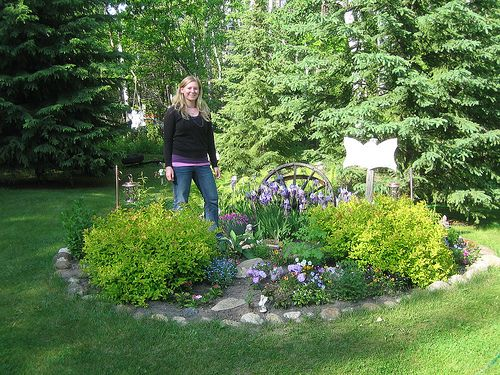 garden fairy sarahs fairy garden june 5th the forest fairy fairy garden design ideas - Fairy Garden Design Ideas