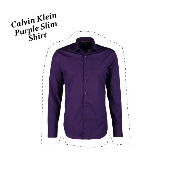 The purple shirt #Sherlock
