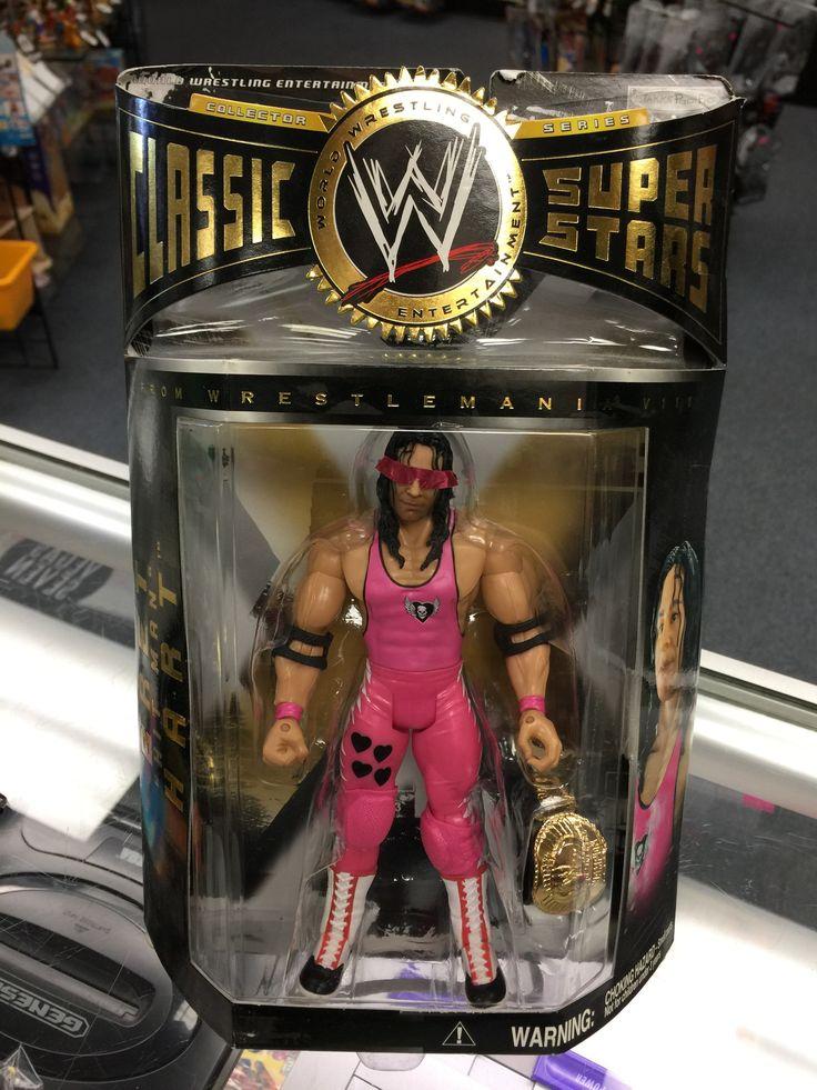 Jakks Classic Superstars Bret The Hitman Hart
